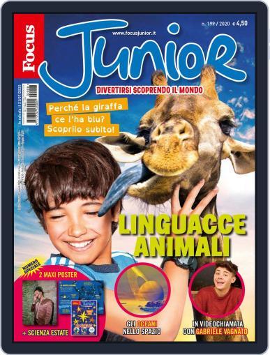 Focus Junior Magazine (Digital) August 1st, 2020 Issue Cover