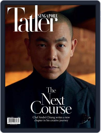 Tatler Singapore Magazine (Digital) August 1st, 2020 Issue Cover