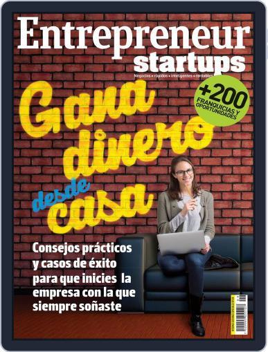 Entrepreneur Especial Magazine (Digital) October 1st, 2015 Issue Cover