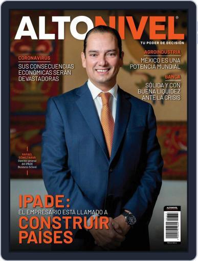 Alto Nivel Magazine (Digital) April 1st, 2020 Issue Cover