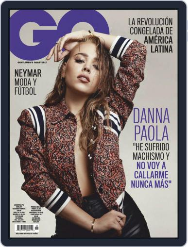 Gq Latin America Magazine (Digital) July 1st, 2020 Issue Cover
