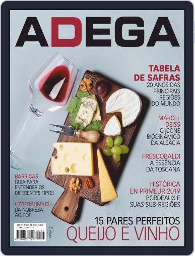 Adega Magazine (Digital) August 1st, 2020 Issue Cover
