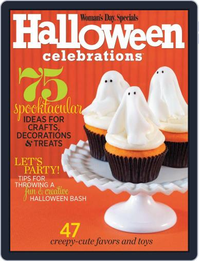 Halloween Celebrations (Digital) August 28th, 2012 Issue Cover