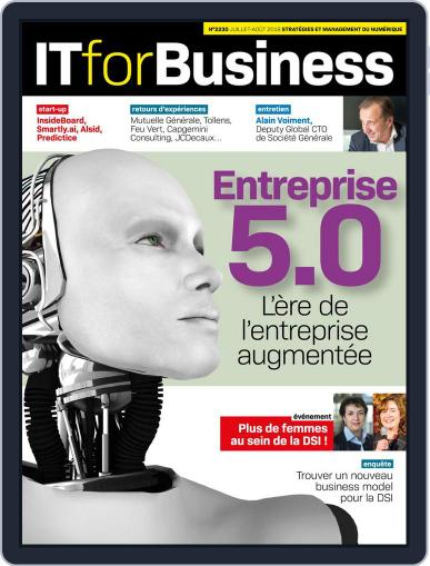 It For Business (Digital) July 1st, 2018 Issue Cover