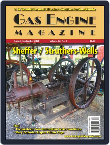 Gas Engine Magazine (Digital) August 1st, 2020 Issue Cover
