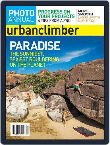 Urban Climber (Digital) June 15th, 2012 Issue Cover