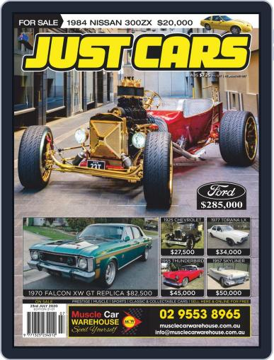 Just Cars Magazine (Digital) July 23rd, 2020 Issue Cover