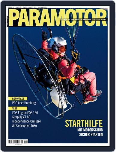 Paramotor Magazin Magazine (Digital) July 8th, 2020 Issue Cover