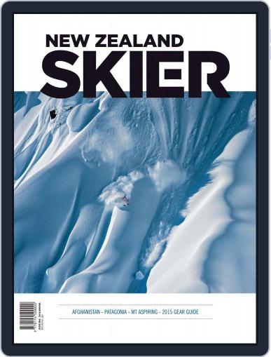 New Zealand Skier Magazine (Digital) May 25th, 2015 Issue Cover