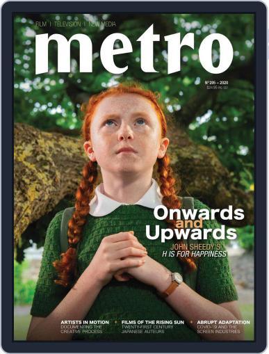 Metro Magazine (Digital) June 1st, 2020 Issue Cover