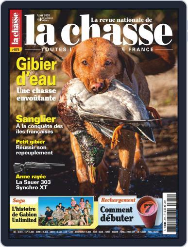 La Revue nationale de La chasse Magazine (Digital) August 1st, 2020 Issue Cover