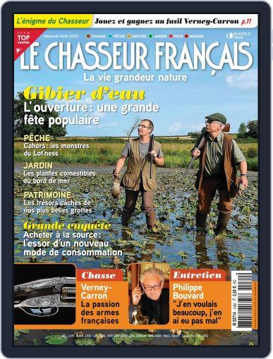 Le Chasseur Français Magazine (Digital) August 1st, 2020 Issue Cover