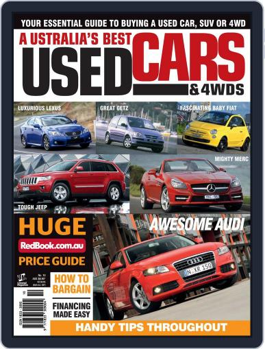 Australia's Best Used Cars & 4wds Magazine (Digital) December 29th, 2014 Issue Cover