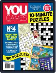 You Play - 10 Minute Puzzles Magazine (Digital) Subscription May 1st, 2016 Issue