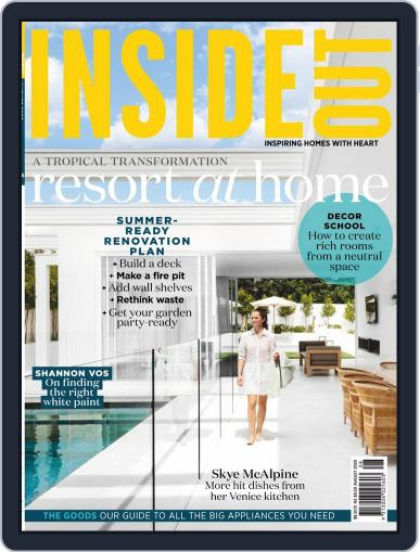 Inside Out Magazine (Digital) August 1st, 2020 Issue Cover