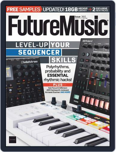 Future Music Magazine (Digital) September 1st, 2020 Issue Cover