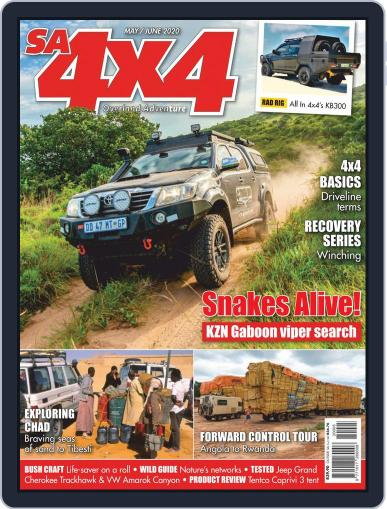 SA4x4 Magazine (Digital) May 1st, 2020 Issue Cover