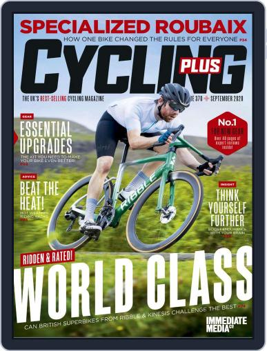 Cycling Plus Magazine (Digital) September 1st, 2020 Issue Cover