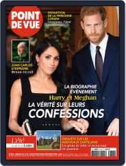 Point De Vue Magazine (Digital) Subscription August 12th, 2020 Issue