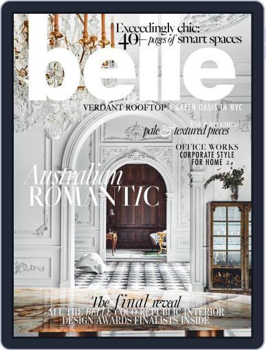 Belle Magazine (Digital) August 1st, 2020 Issue Cover