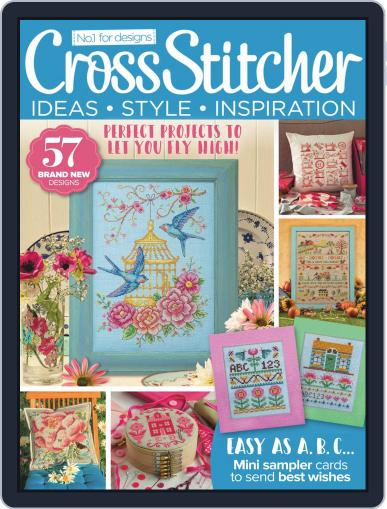 CrossStitcher Magazine (Digital) September 1st, 2020 Issue Cover