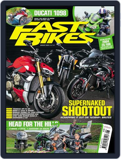 Fast Bikes Magazine (Digital) August 1st, 2020 Issue Cover