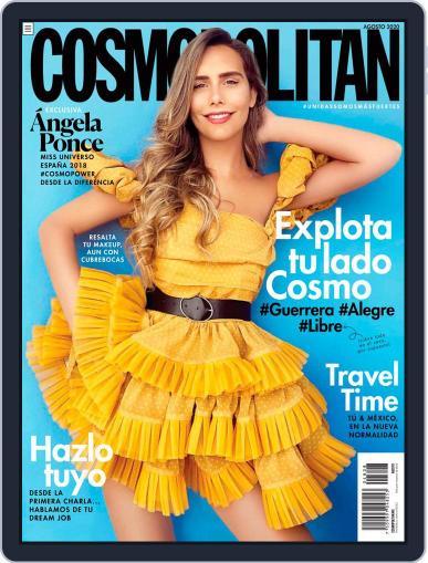 Cosmopolitan México Magazine (Digital) August 1st, 2020 Issue Cover
