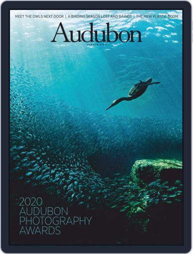 Audubon Magazine (Digital) June 30th, 2020 Issue Cover