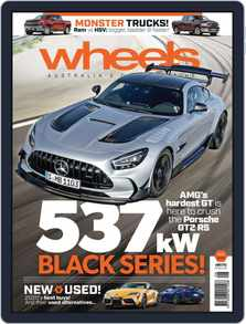 Wheels Magazine (Digital) Subscription