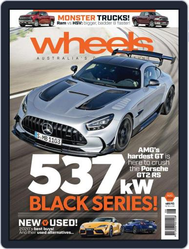 Wheels Magazine (Digital) August 1st, 2020 Issue Cover