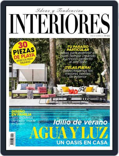 Interiores Magazine (Digital) July 1st, 2020 Issue Cover