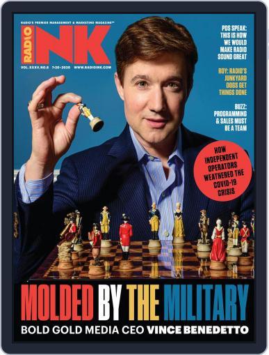 Radio Ink Magazine (Digital) July 20th, 2020 Issue Cover