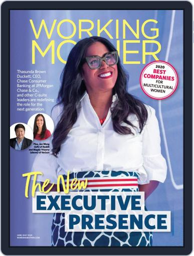 Working Mother Magazine (Digital) June 1st, 2020 Issue Cover