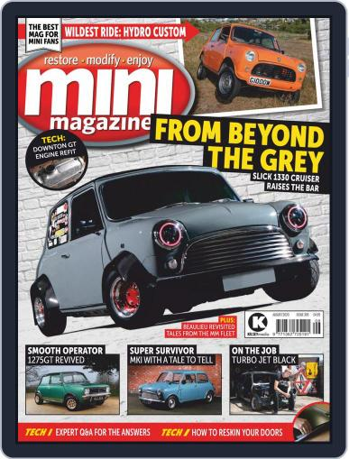 Mini Magazine (Digital) August 1st, 2020 Issue Cover