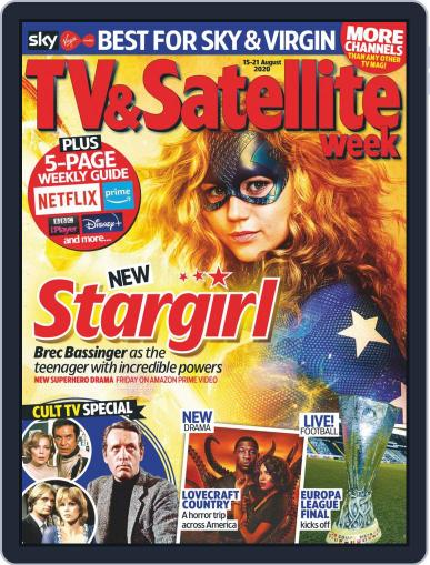 TV&Satellite Week Magazine (Digital) August 15th, 2020 Issue Cover