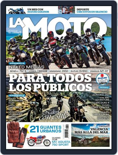 La Moto Magazine (Digital) May 1st, 2020 Issue Cover