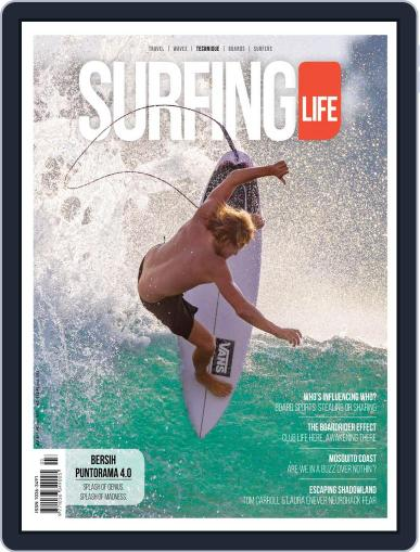 Surfing Life Magazine (Digital) July 27th, 2020 Issue Cover