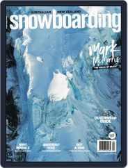 Australian NZ Snowboarding (Digital) Subscription July 1st, 2017 Issue