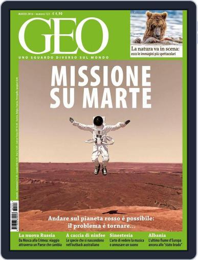 Geo Italia (Digital) February 23rd, 2016 Issue Cover