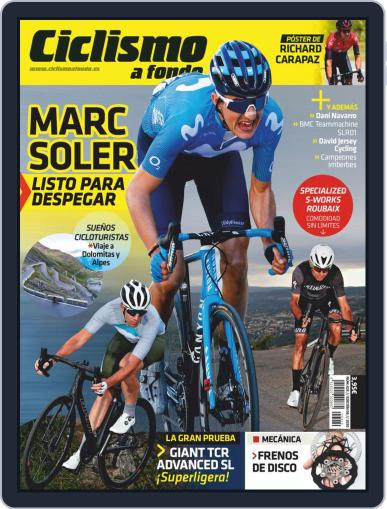 Ciclismo A Fondo Magazine (Digital) August 1st, 2020 Issue Cover