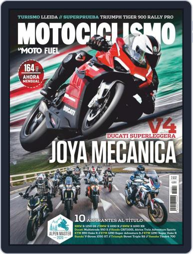 Motociclismo Magazine (Digital) July 1st, 2020 Issue Cover