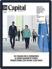 Capital Spain Magazine (Digital) Subscription July 1st, 2020 Issue