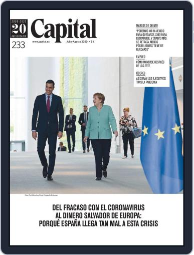 Capital Spain Magazine (Digital) July 1st, 2020 Issue Cover