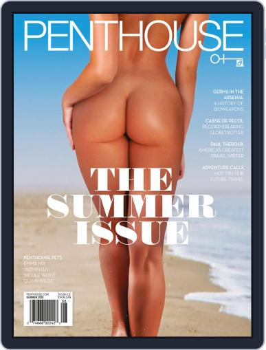 Penthouse Magazine (Digital) May 1st, 2020 Issue Cover