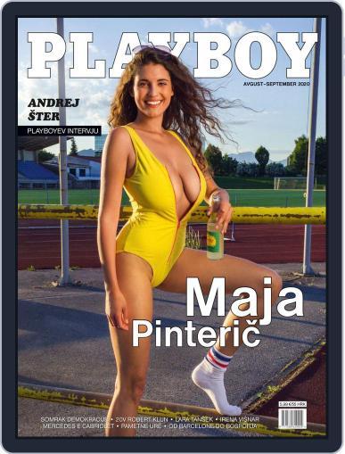 Playboy Slovenija Magazine (Digital) August 1st, 2020 Issue Cover