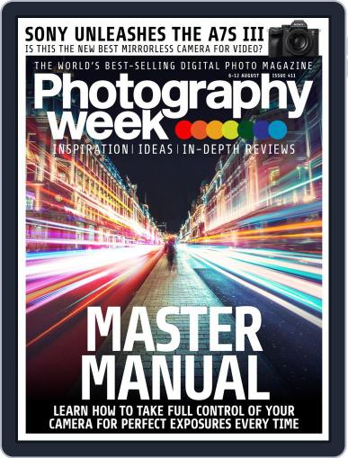 Photography Week Magazine (Digital) August 6th, 2020 Issue Cover
