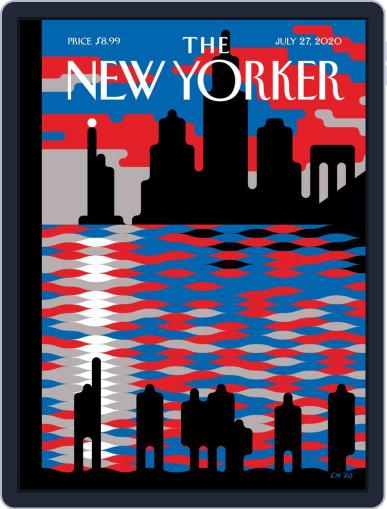 The New Yorker Magazine (Digital) July 27th, 2020 Issue Cover