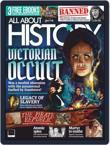 All About History Magazine (Digital) September 15th, 2020 Issue Cover