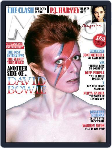 MOJO Magazine (Digital) September 1st, 2020 Issue Cover