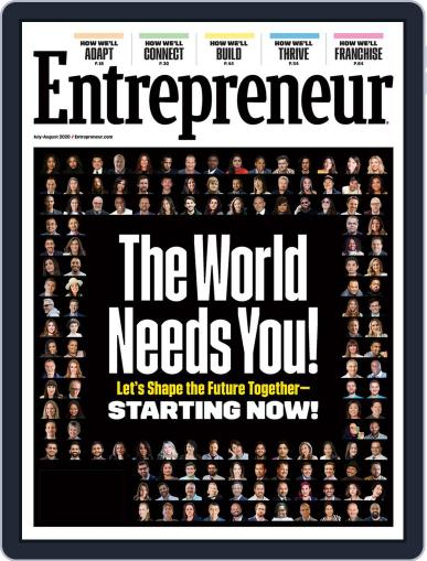 Entrepreneur Magazine (Digital) June 1st, 2020 Issue Cover